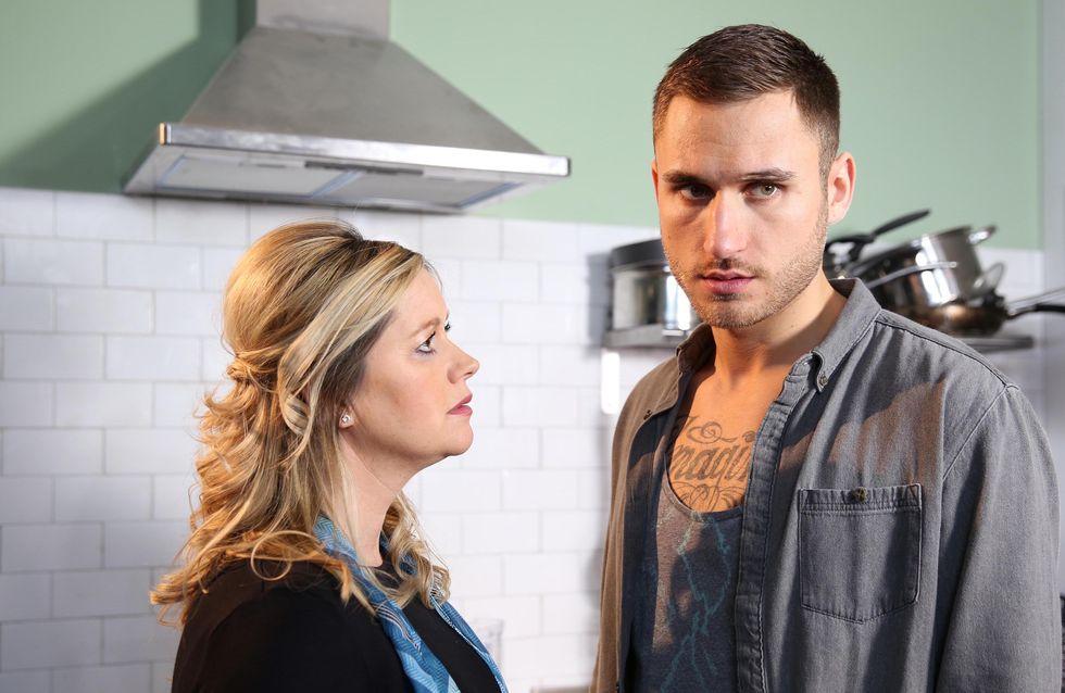 Hollyoaks 23/6 - Marnie urges Freddie to talk to Diane