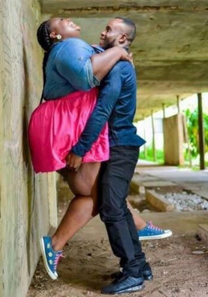 Mzznaki et son fiancée