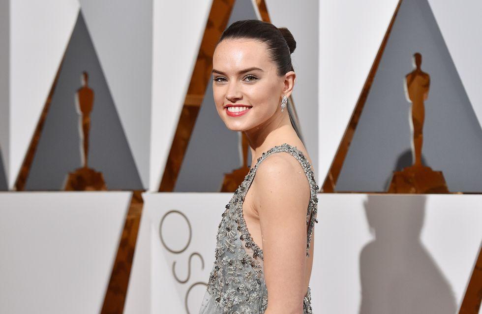 La femme de la semaine : Daisy Ridley, l'actrice de Star Wars VII, brise le tabou de l'endométriose
