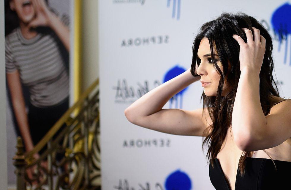 Kendall Jenner dit adieu à ses cheveux longs (photos)