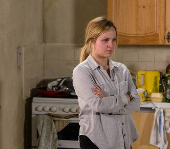 Coronation Street 19/6 - Sarah's tipped over the edge