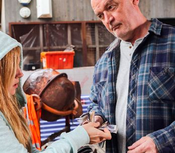 Coronation Street 23/6 - Sarah spirals out of control