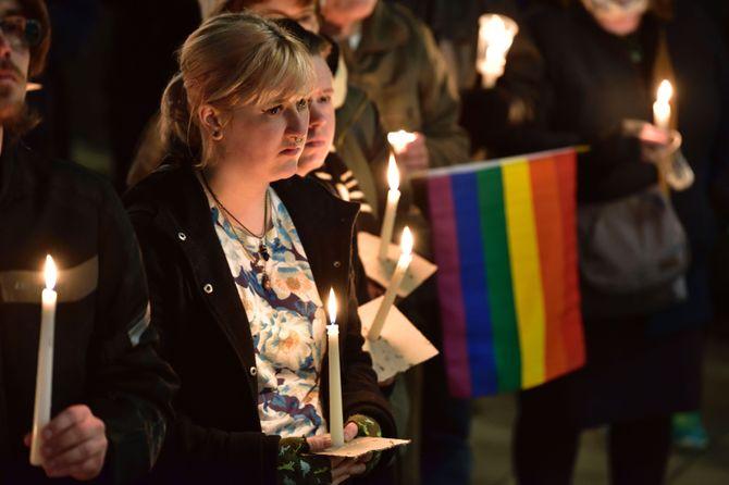 Hommage aux victimes en Nouvelle-Zélande