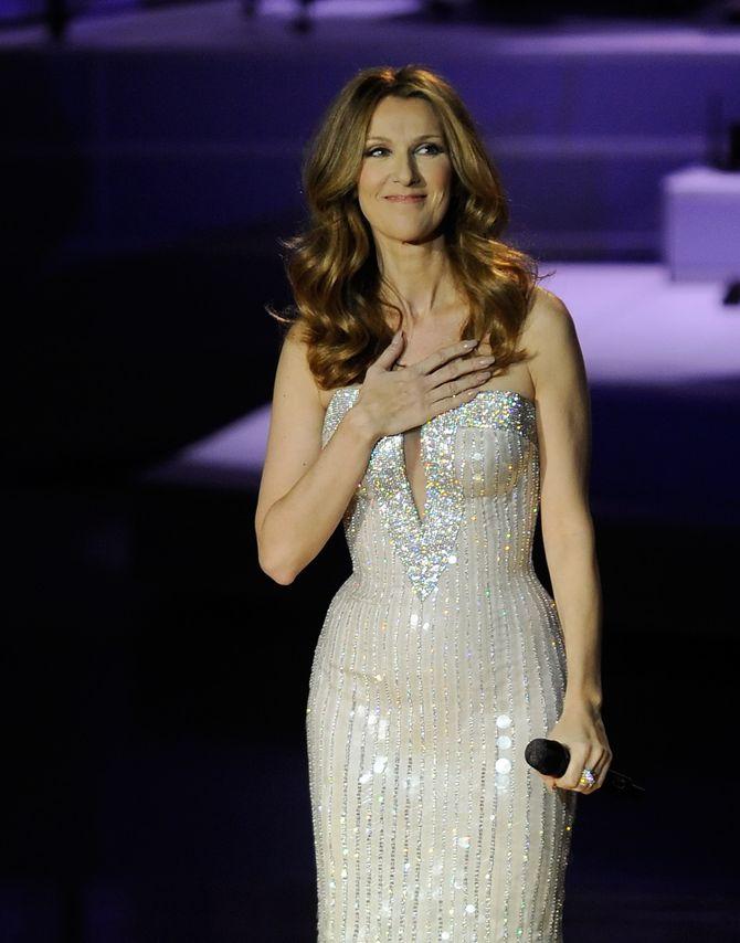 205a346b037e3 Céline Dion lance sa marque de mode