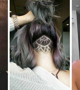 La tendance hair tattoo ferait-elle son come-back ?