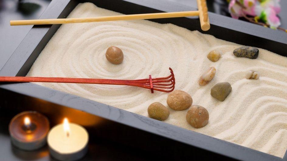 ¡Un DIY muy natural! 25 ideas creativas para decorar con piedras de río