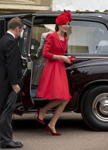 Kate Middleton le 13 juin 2016