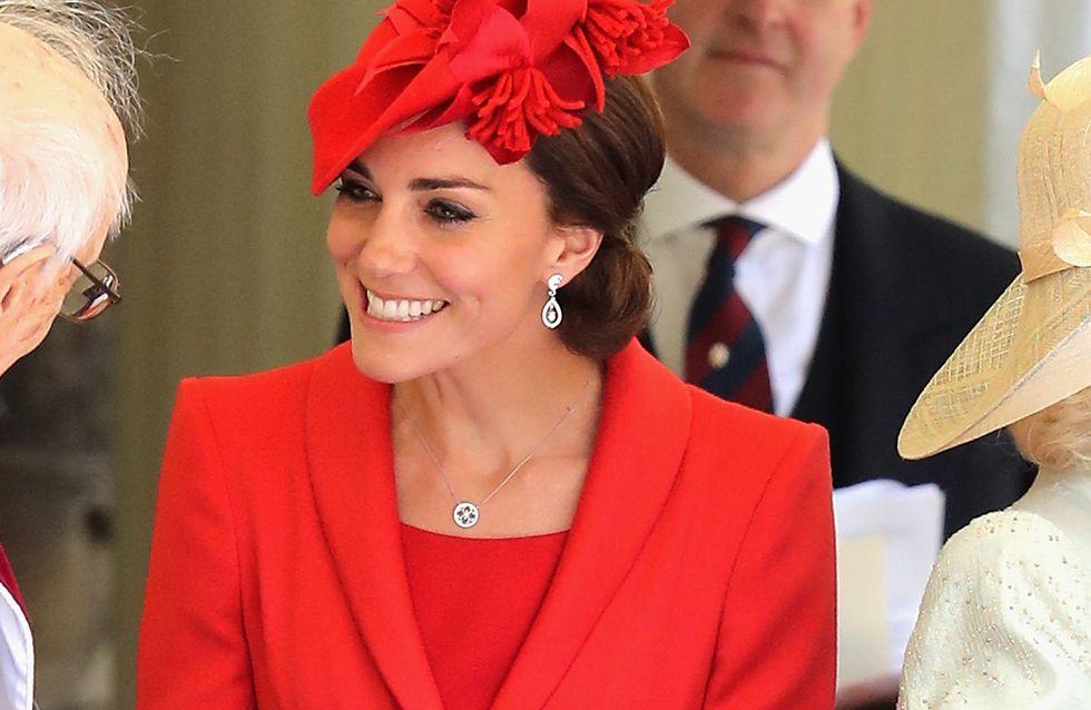 Quand Kate Middleton en fait trop... (Photos)