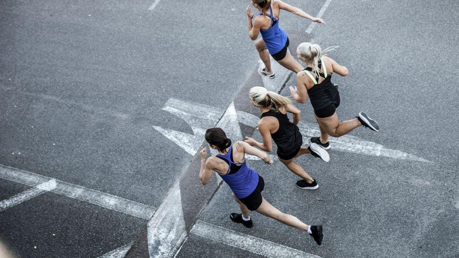 5 motivos para hacer running en grupo