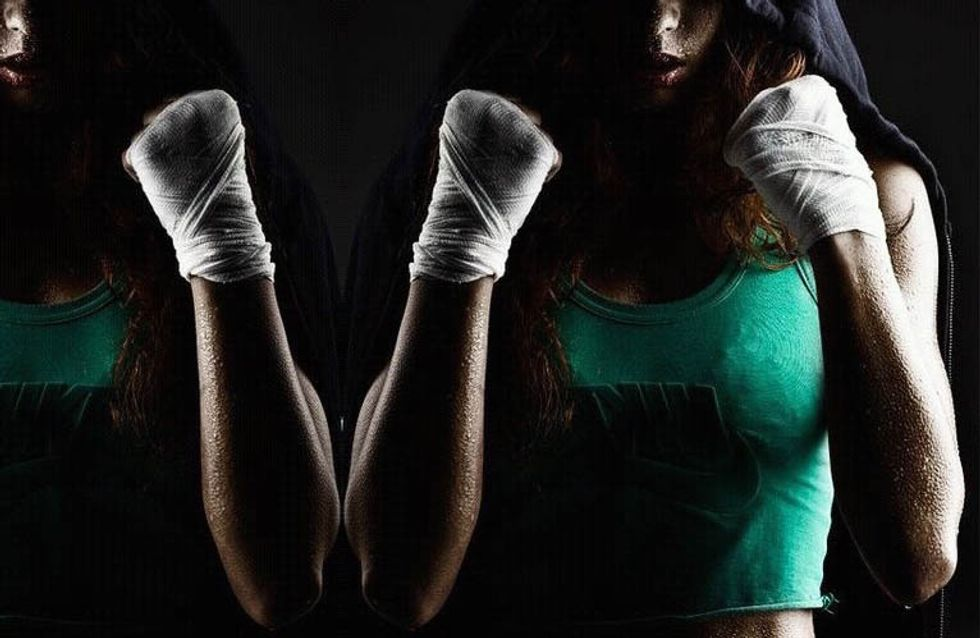 The MMA Workout: 5 Reasons You NEED To Start Exercising Like `n Ultimate Fighting Champion