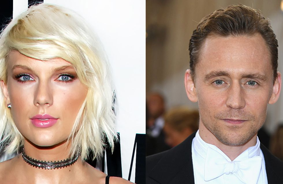 Saywhaaat? Tom Hiddleston And Taylor Swift Are TOGETHER?!