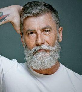 Hipster, sexy y sexagenario. Échale el ojo al abuelo más cool de Instagram