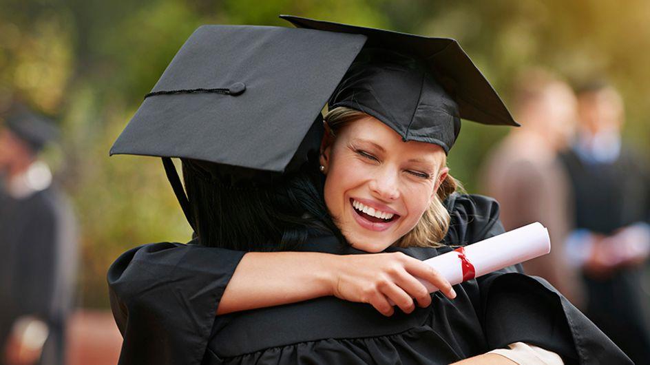 Então, você se formou na faculdade. E agora?