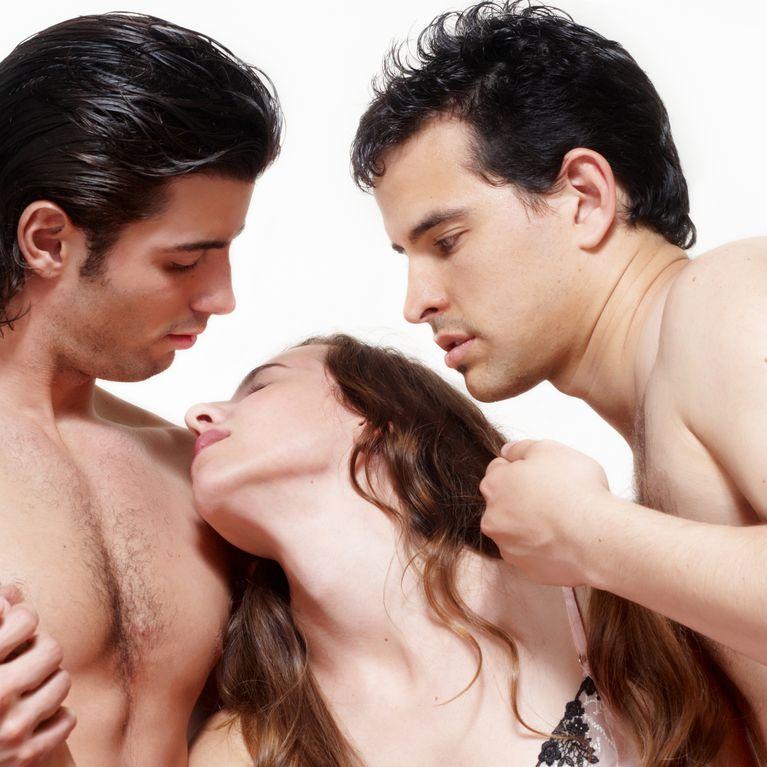 sexe positions ménage à trois