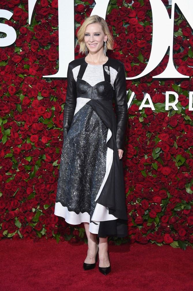 Cate Blanchett le 12 juin aux Tony Awards