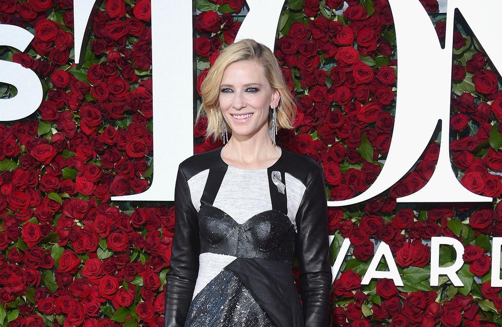 Cate Blanchett est notre pire look de la semaine