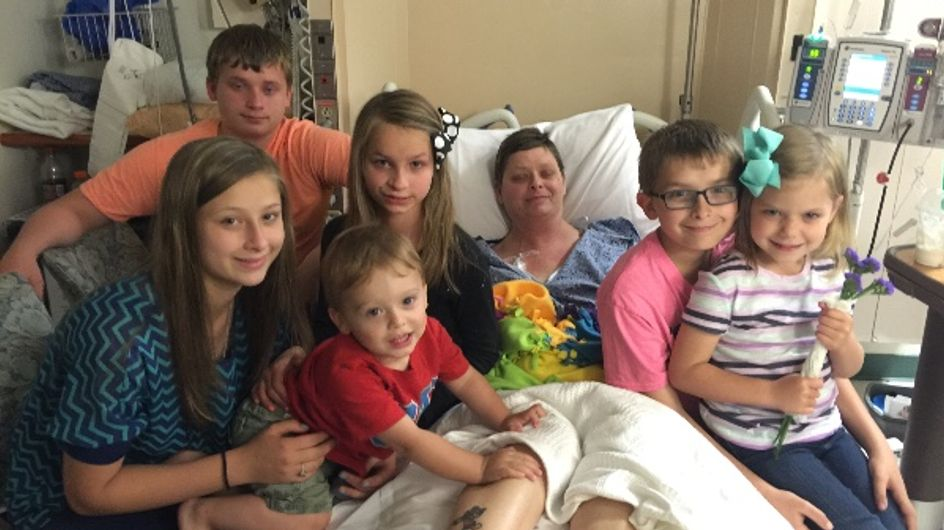 Cette femme a accepté d'adopter les six enfants de sa meilleure amie