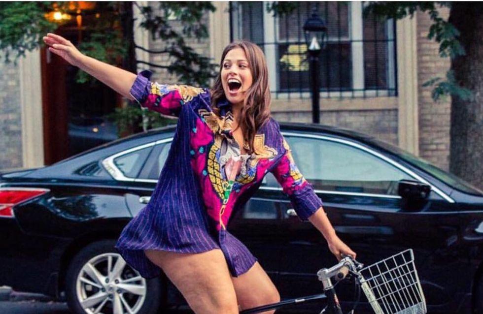 Ashley Graham : Un peu de cellulite n'a jamais fait de mal à personne (Photos)