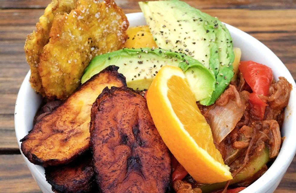 ¡100% caribeña! 5 recetas cubanas que te harán viajar con el paladar