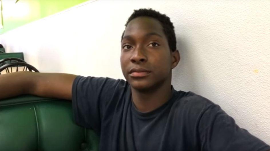 Dieser Teenager bietet einem Mann eine helfende Hand - und das verändert sein junges Leben