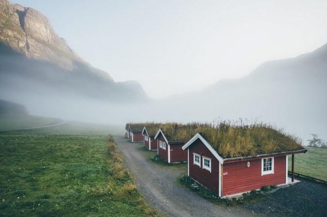 Olden Noruega