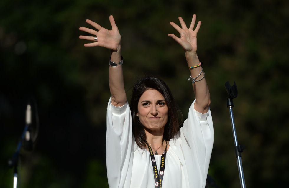 5 choses à savoir sur Virginia Raggi, première femme maire de Rome