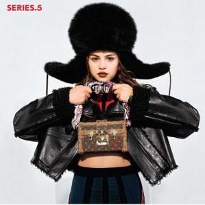 Selena Gomez est la nouvelle égérie Louis Vuitton