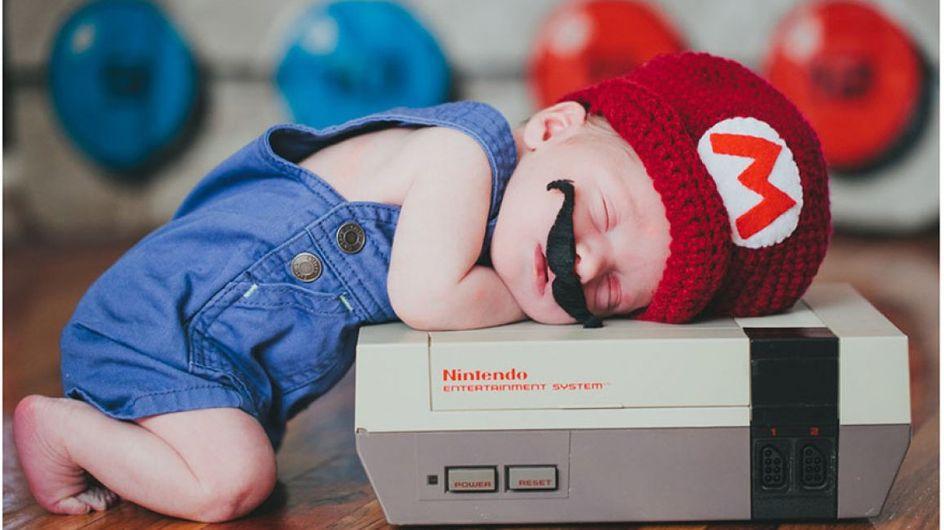 ¡Súper tiernos! Las 30 mejores fotos del año sobre bebés