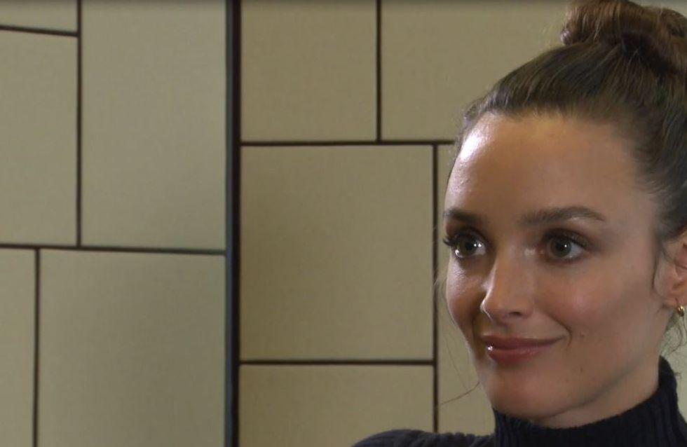 """On a parlé pingouin avec Charlotte Le Bon pour """"Le Secret des Banquises"""" (Itw vidéo)"""