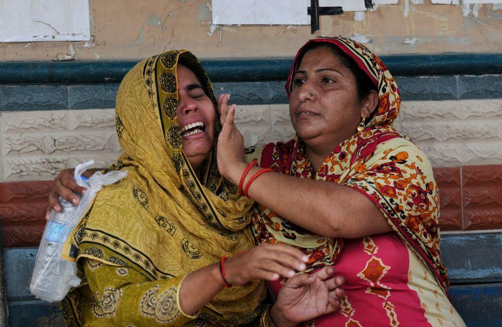 """Au nom de """"l'honneur"""", des Pakistanais égorgent leur fille enceinte"""