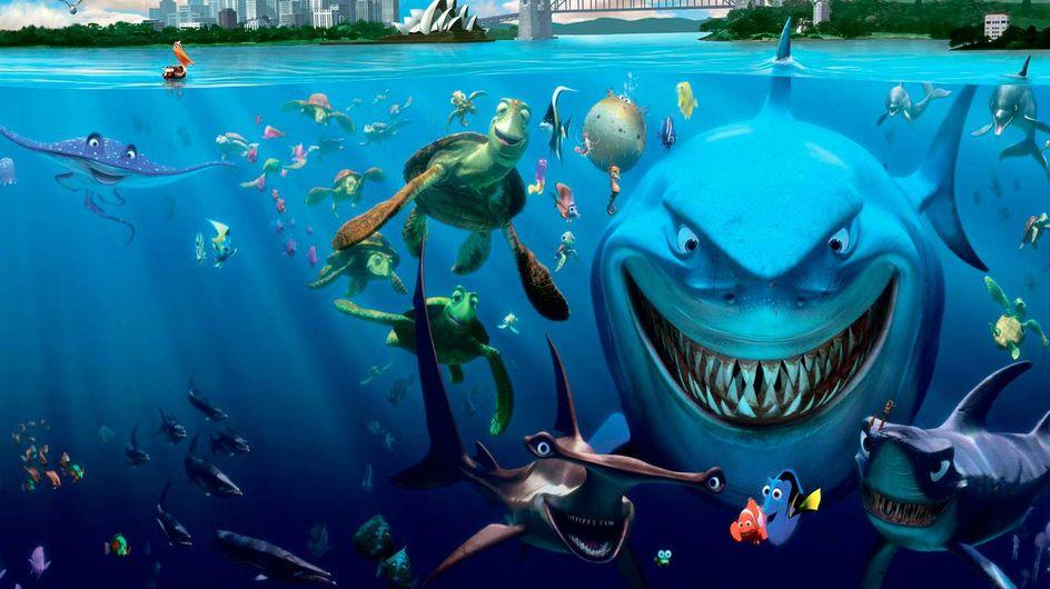 Test: ¿qué personaje de 'Buscando a Nemo' eres?