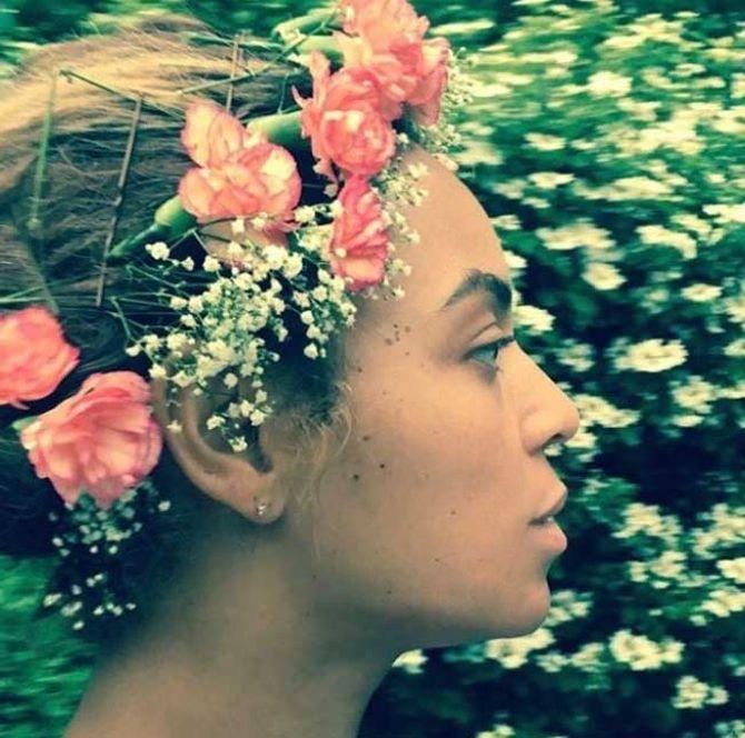 Beyoncé sans maquillage, à Hawaï