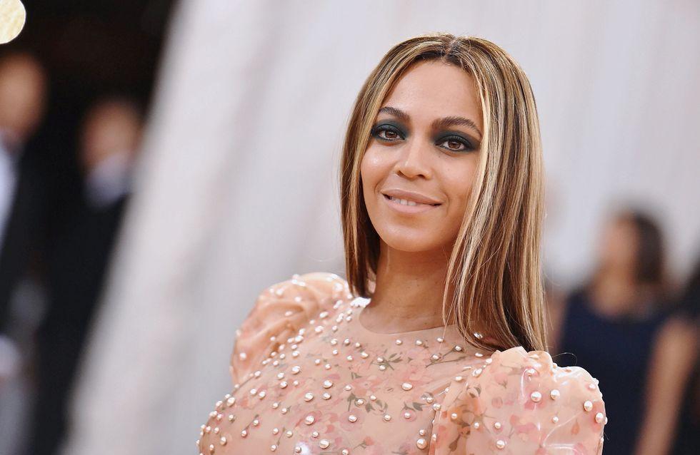 Beyoncé aurait-elle décidé d'arrêter de se maquiller ? (photos)