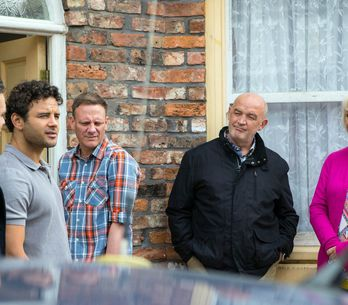 Coronation Street 29/6 - Jason's departure leaves Phelan smiling