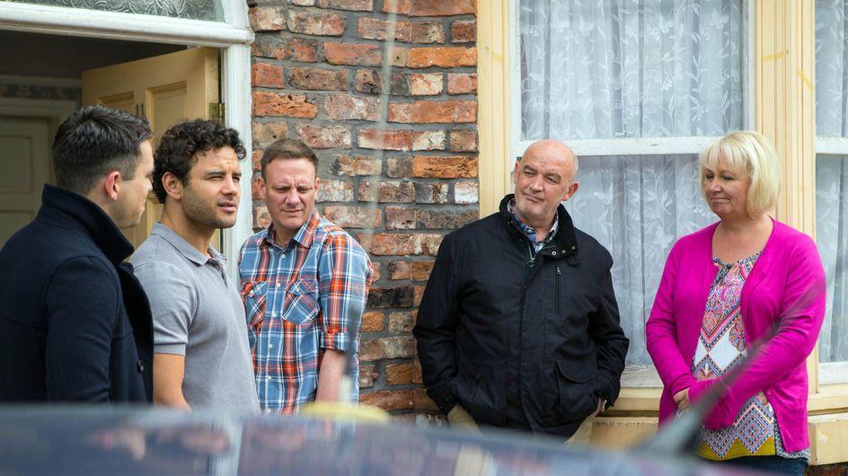 Coronation Street 29/6 - Jason's departure leaves Phelan smiling