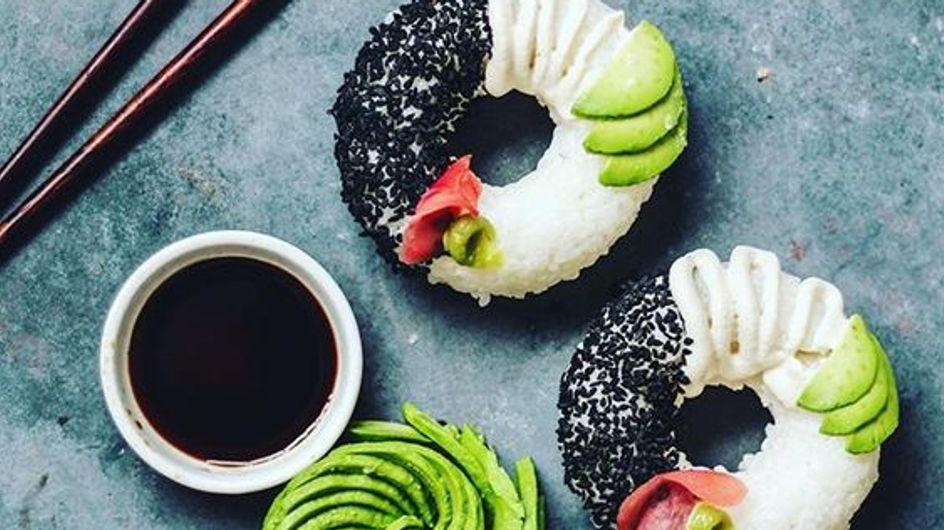 #Sushidonut, ¿probarías el último invento foodie de Instagram?