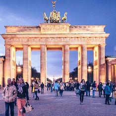 A que lugar pertencem estes monumentos famosos?