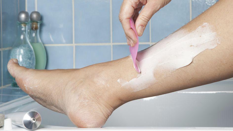 La crema depilatoria: come usarla per una depilazione sicura?