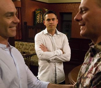 Coronation Street 06/7 - Todd makes a shocking declaration to Billy