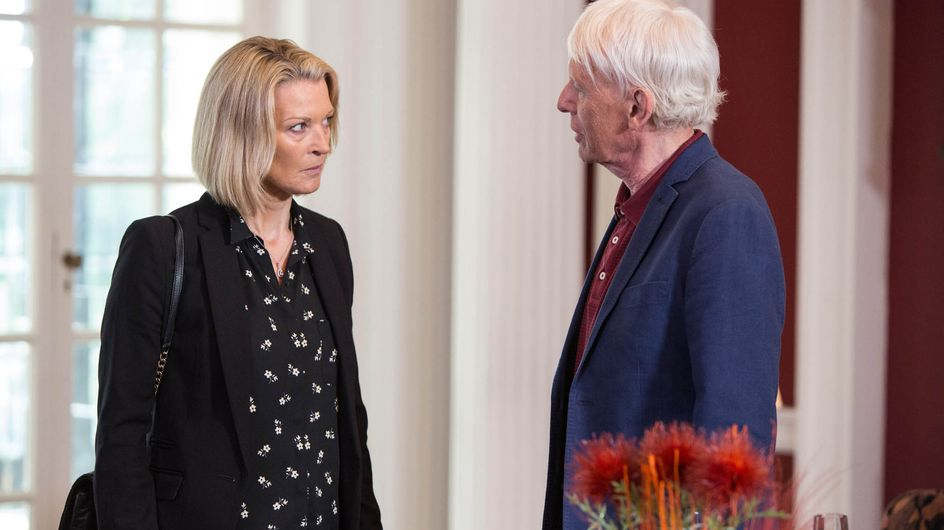 Eastenders 05/7 - Buster and Kathy arrange to go somewhere out of the Square