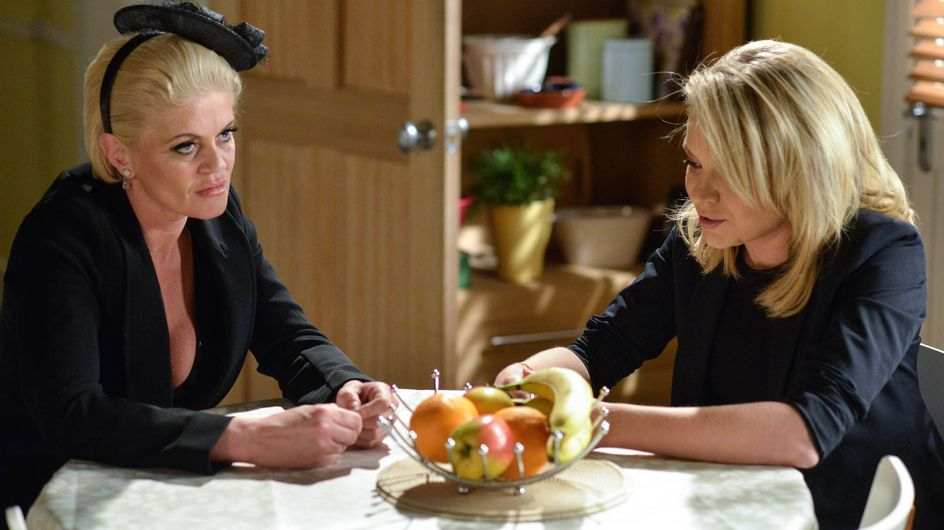 Eastenders 08/7 - Can Roxy persuade Sam not to leave?