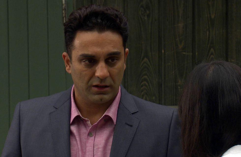 Emmerdale 07/7 - Rakesh's problems mount as the insurance man returns
