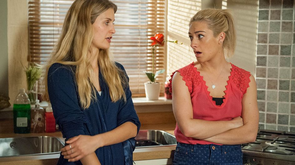 Emmerdale 08/7 - Jai is Holly's confidante