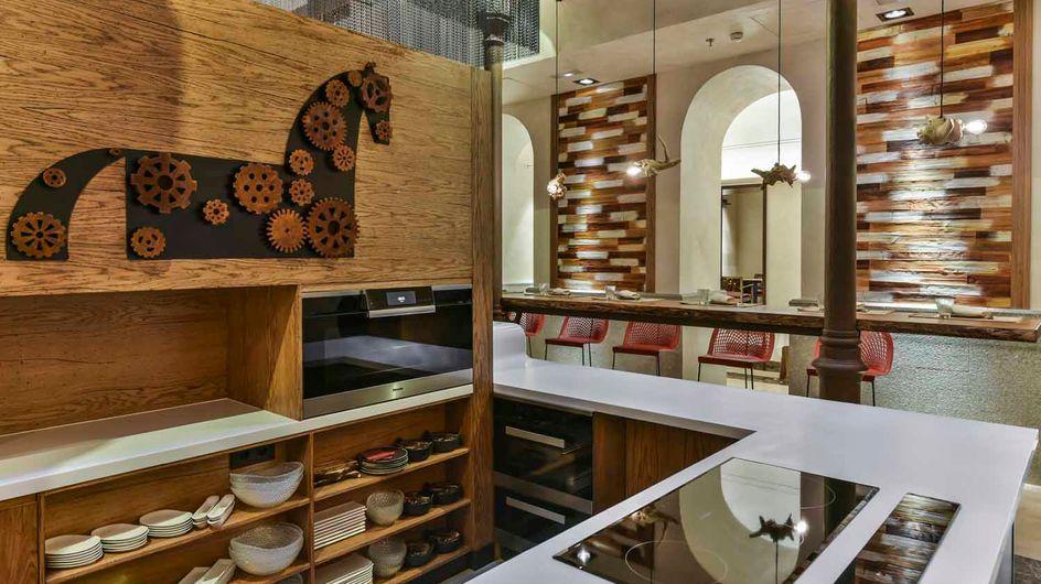 Hoteles de 5 estrellas con grandes chefs