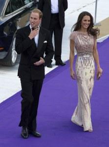 Kate Middleton au ARK gala en 2011