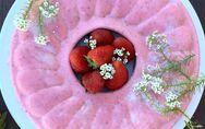 ¿Sabes cómo preparar una bavaroise de fresas?