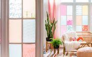 Glass&colour: el dúo perfecto para incorporar en la decoración de casa