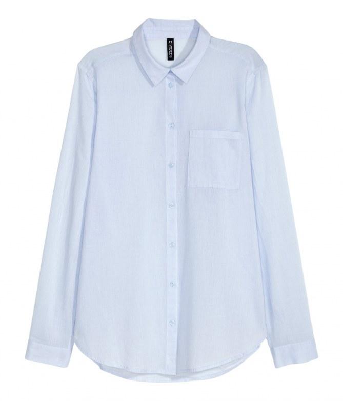 Bluse von H&M, 9,99 €