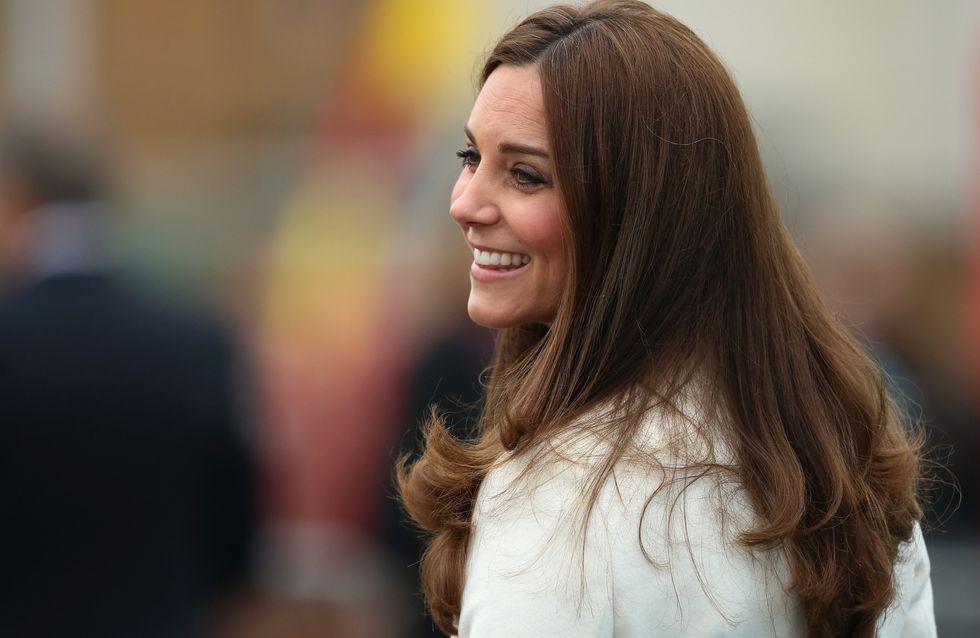 Le secret des cheveux parfaits de Kate Middleton coûte moins de 20 euros