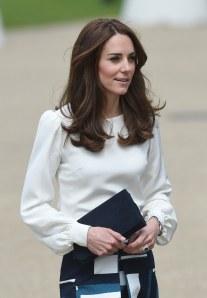 Kate Middleton le 16 mai 2016